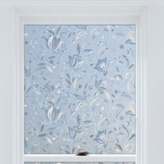 Brewster Home Fashions Window Decor Floral Window Film