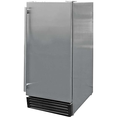 Cal Flame 14.75-inch 3.25 cu. ft. Undercounter Compact Refrigerator