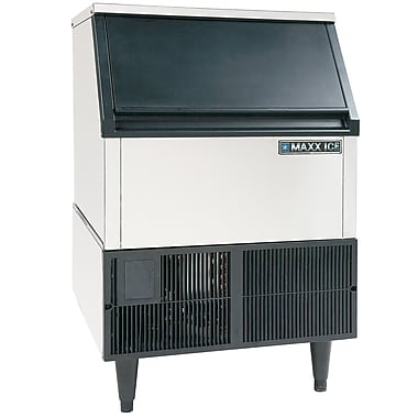 MaxxIce 250 lb. Daily Production Freestanding Ice Maker