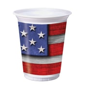 Creative Converting Fourth of July 16 oz. Cup (Set of 8)