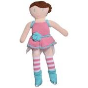 Zubels – Poupée tricotée à la main, FEY14, fée Fey, 14 po
