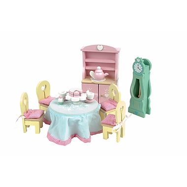 Le Toy Van Daysilane Drawing Room Deluxe Dollhouse Furniture Set