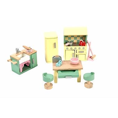 Le Toy Van – Ensemble de meubles de cuisine pour maison de poupée de luxe Daisylane