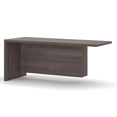 Pro-Linea Return Table, Bark Grey
