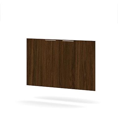 Pro-Linea – Sous-ensemble de rangement à 2 portes, fini baril en chêne