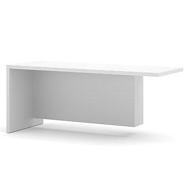 Pro-Linea – Table retour, blanc