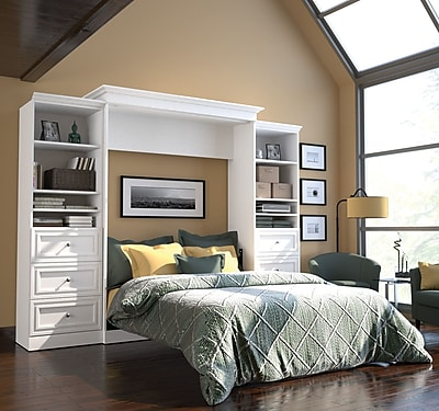 Versatile by Bestar Bedroom Collection, White