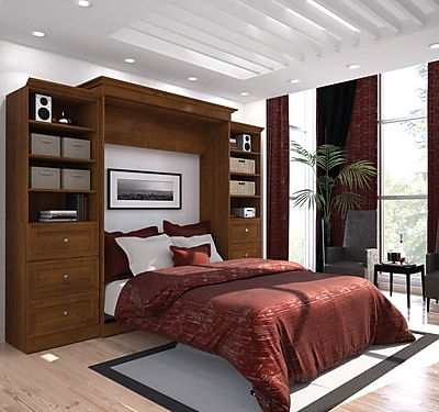Versatile by Bestar Bedroom Collection, Tuscany Brown