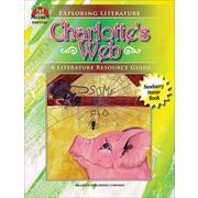 eBook: Charlotte's Web, Grades 3-6 (PDF version, 1-User Download), ISBN 9780787780630