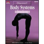 eBook: Discover! Body Systems, Grades 4-6 (PDF version, 1-User Download), ISBN 9780787781330