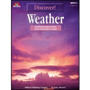 eBook: Discover! Weather, Grades 4-6 (PDF version, 1-User Download), ISBN 9780787781361