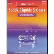 eBook: Discover! Solids, Liquids and Gases, Grades 4-6 (PDF version, 1-User Download), ISBN 9780787781385