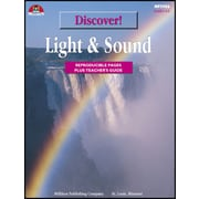 eBook: Discover! Light and Sound, Grades 4-6 (PDF version, 1-User Download), ISBN (9780787781514