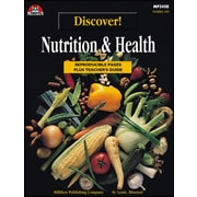 eBook: Discover! Nutrition and Health, Grades 4-6 (PDF version, 1-User Download), ISBN 9780787781538