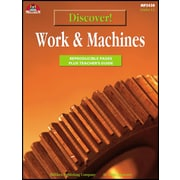 eBook: Discover! Work and Machines, Grades 4-6 (PDF version, 1-User Download), ISBN 9780787781552