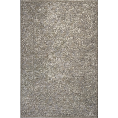 Donny Osmond Timeless Champagne Tranquility Area Rug; Runner 2'2'' x 7'11''