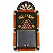 RAM Game Room Billiards Dartboard Cabinet