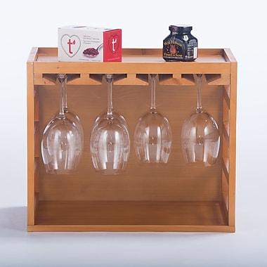 Elegant Home Fashions Cages 12 Bottle Wine Rack