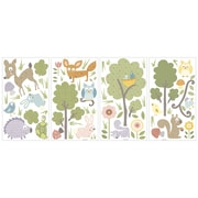 Wallhogs Woodland Animals Wall Decal