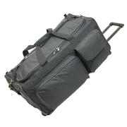 Netpack In-Line Skate 30'' 2 Wheeled Travel Duffel; Black