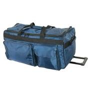 Netpack In-Line Skate 30'' 2 Wheeled Travel Duffel; Blue