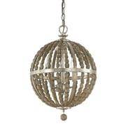 Donny Osmond Lowell 3-Light Globe Pendant