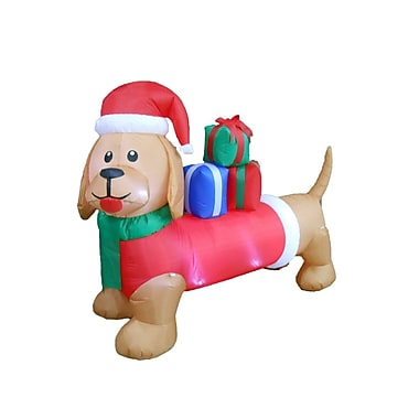 BZB Goods Long Christmas Dog Christmas Decoration
