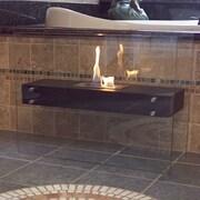 Nu-Flame La Strada Freestanding Bio-Ethanol Fireplace