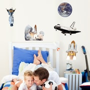 Wallhogs Space Multi-Pack II Wall Decal