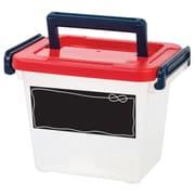 IRIS® Boy's Storage Box, 8 Pack (200156)