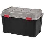 IRIS® USA, Inc. 34.5 Gallon Storage Trunk, 3 Pack (139817)