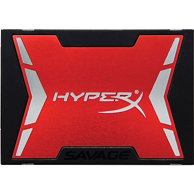 HyperX Savage Solid State Drives (SSD) SATA 3, 2.5