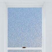 Brewster Home Fashions Window Decor Cubix Window Film
