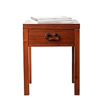 Abbyson 1-Drawer End Table