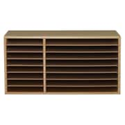 Childcraft Extra Wide 16 Compartment Shelving Unit