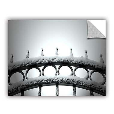 ArtWall ArtApeelz Only Opens In by Mark Ross Photographic Print on Canvas; 36'' H x 48'' W x 0.1'' D