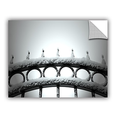 ArtWall ArtApeelz Only Opens In by Mark Ross Photographic Print on Canvas; 24'' H x 32'' W x 0.1'' D