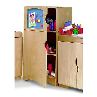 Korners Play Refrigerator w/ Magnetic Activity Panel