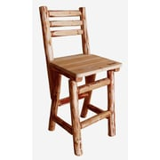 Rush Creek Rush Creek 30'' Bar Stool