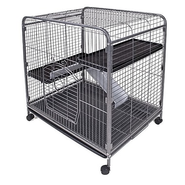 Ware Manufacturing Home Sweet Home 3-Level Small Animal Cage