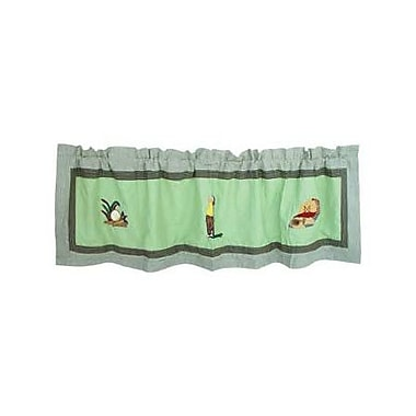 Patch Magic Golf 54'' Curtain Valance