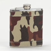 Creative Gifts International 7 Oz. Vip Camo Flask