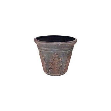 Artistic Products Breeze Point Plastic Pot Planter