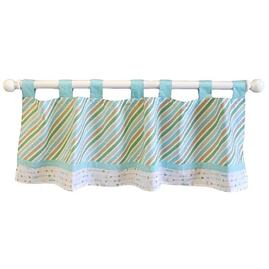 My Baby Sam Follow Your Arrow 54'' Curtain Valance