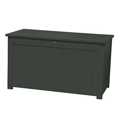 Buyers Choice Phat Tommy Wood Deck Box; Charleston Green