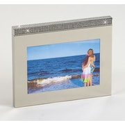 Creative Gifts International Glitter Galore Dual Facet Picture Frame; 5'' x 7''