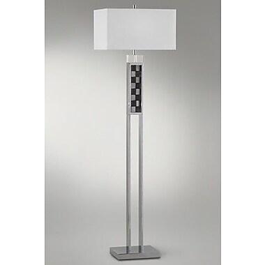 Nova of California Textura 62'' Floor Lamp