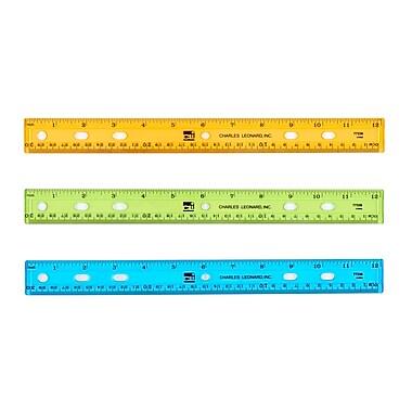 Translucent Plastic Ruler 12
