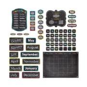 Creative Teaching Press Chalk It Up! Calendar Set Bulletin Board, Multicolour, 134/Set (CTP4728)
