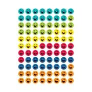 Bright Smiles Hot Spot Stickers Multicolor, 880/pkg (CTP7177)